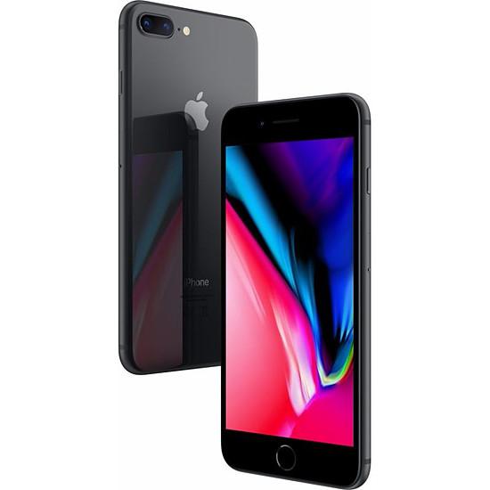 Smartphone et téléphone mobile Apple iPhone 8 Plus (gris sidéral) - 256 Go