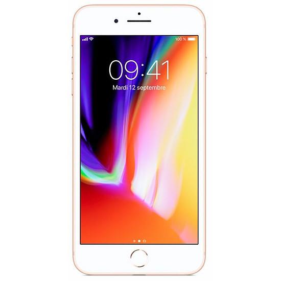 Smartphone et téléphone mobile Apple iPhone 8 Plus (or) - 256 Go - Autre vue
