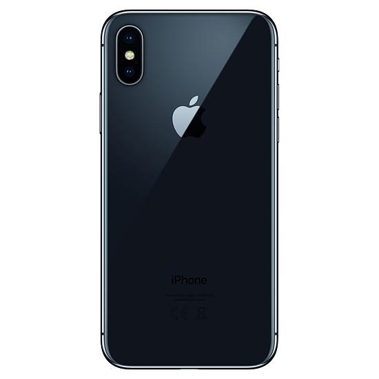 Smartphone et téléphone mobile Apple iPhone X (gris sidéral) - 64 Go - Autre vue