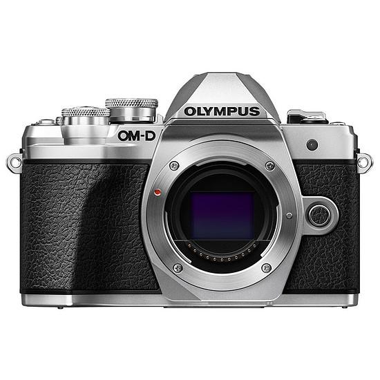 Appareil photo hybride Olympus OM-D E-M10 Mark III (boitier nu) Argent