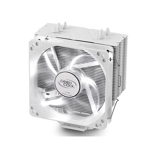 Refroidissement processeur Deepcool GAMMAXX 400 WHITE