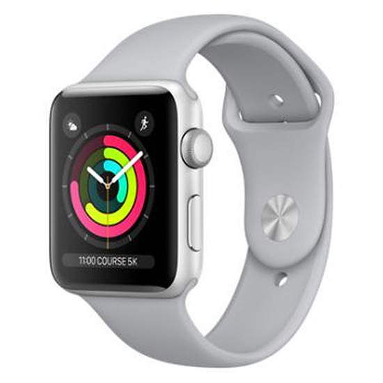 Montre connectée Apple Watch Series 3 - GPS - 38 mm
