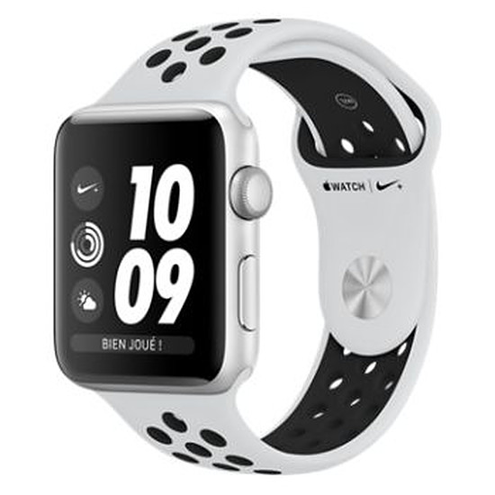 Montre connectée Apple Watch Series 3 Nike+ - GPS - 42 mm