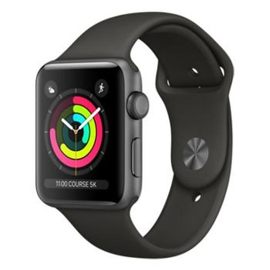 Montre connectée Apple Watch Series 3 - GPS - 42 mm