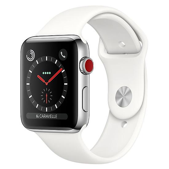 Montre connectée Apple Watch Series 3 - Cellular - 42 mm
