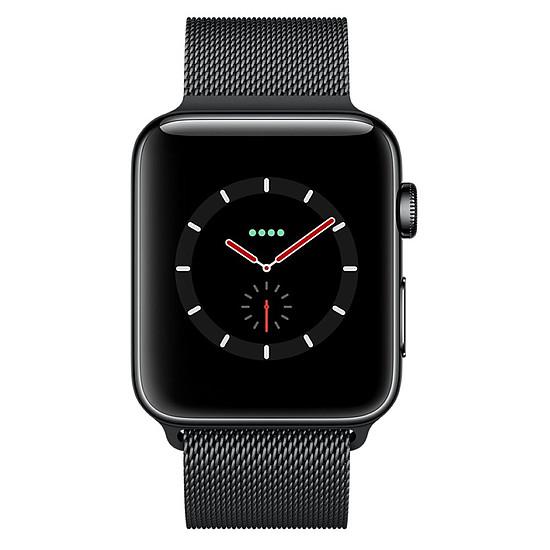 Montre connectée Apple Watch Series 3 - Cellular - 42 mm - Autre vue