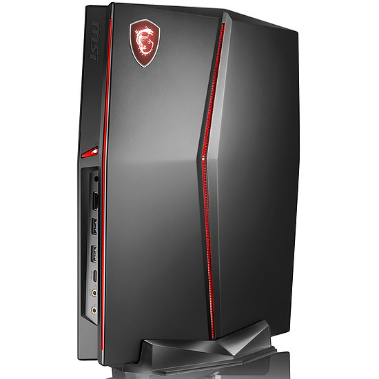 PC de bureau MSI Vortex G25 8RD-028FR - i5 - 8 Go - GTX 1060 - SSD - Autre vue
