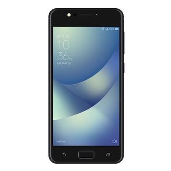 Smartphone et téléphone mobile Asus ZenFone 4 Max ZC520KL (noir)
