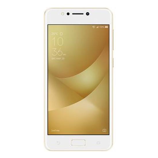 Smartphone et téléphone mobile Asus ZenFone 4 Max ZC520KL (or)
