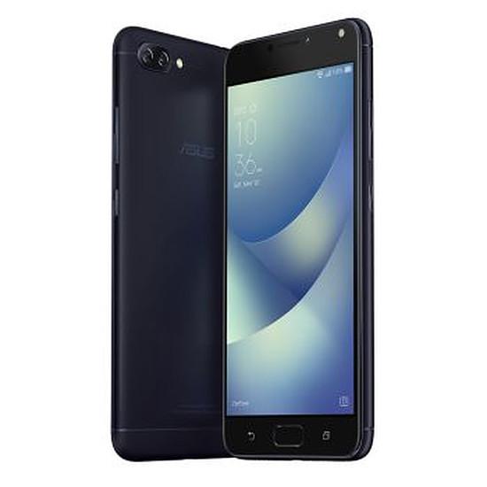 Smartphone et téléphone mobile Asus ZenFone 4 Max Plus ZC554KL (noir)