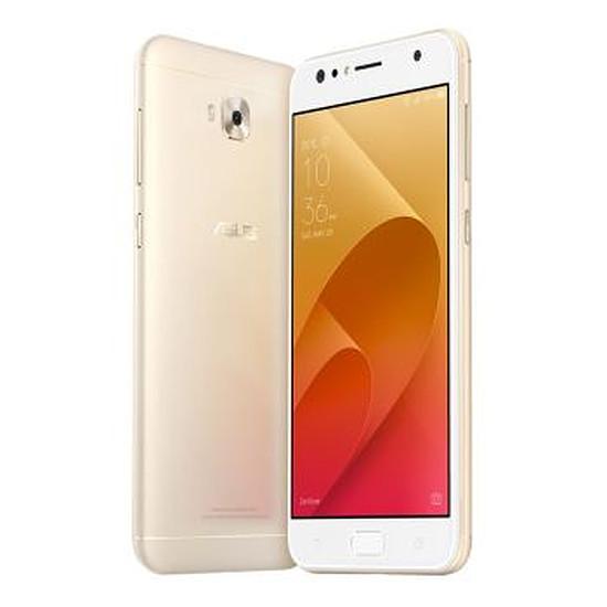Smartphone et téléphone mobile Asus ZenFone 4 Selfie ZD553KL (or)