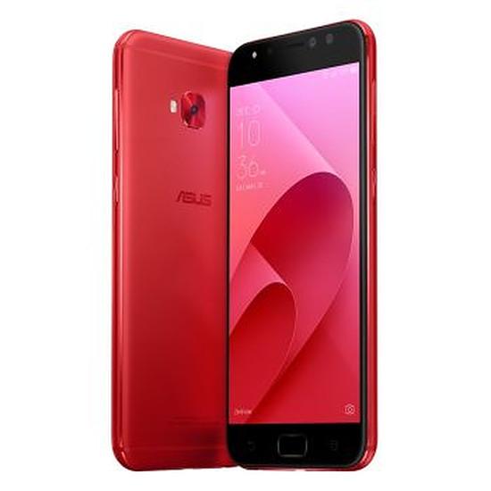 Smartphone et téléphone mobile Asus ZenFone 4 Selfie Pro ZD552KL (rouge)