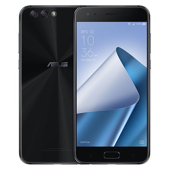 Smartphone et téléphone mobile Asus ZenFone 4 ZE554KL (noir)
