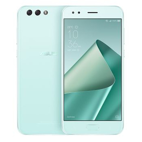 Smartphone et téléphone mobile Asus ZenFone 4 ZE554KL (vert)