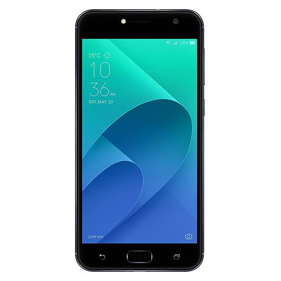 Smartphone et téléphone mobile Asus ZenFone Live Plus ZB553KL (noir)