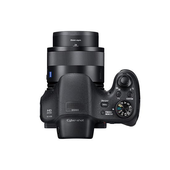 Appareil photo compact ou bridge Sony CyberShot DSC-HX350 - Autre vue