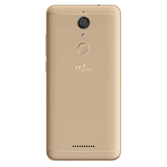Smartphone et téléphone mobile Wiko View (or) - 4G - 32 Go - Autre vue