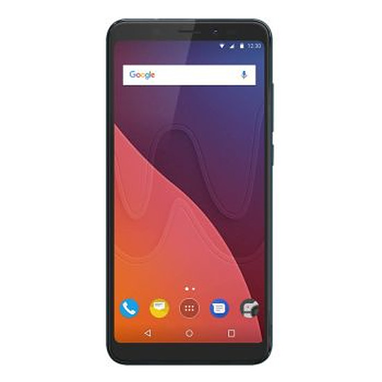 Smartphone et téléphone mobile Wiko View (deep bleen) - 4G - 16 Go