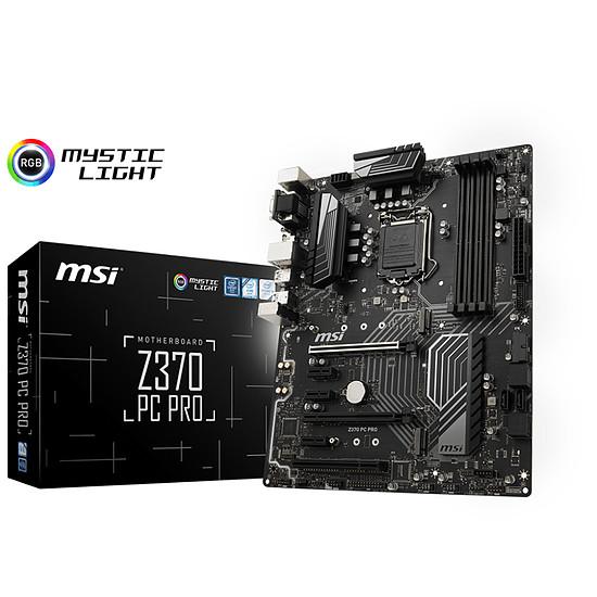 Carte mère MSI Z370 PC PRO