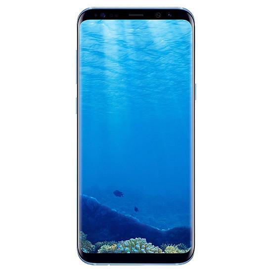 Smartphone et téléphone mobile Samsung Galaxy S8+ (bleu) - 4 Go - 64 Go