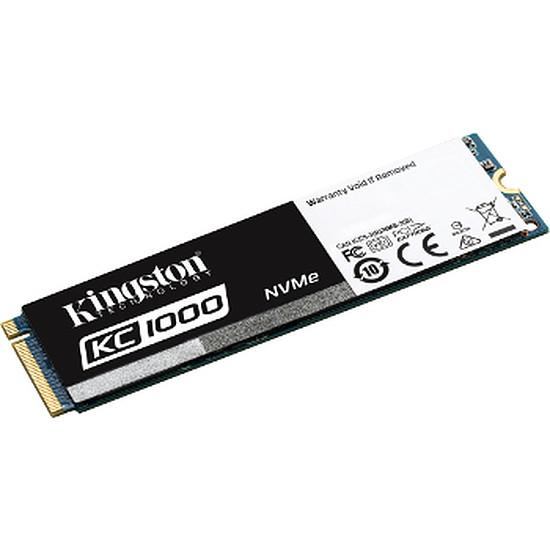 Disque SSD Kingston KC1000 M.2 PCIe NVMe - 240 Go