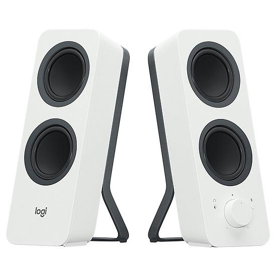 Enceintes PC Logitech Z207 - Blanc