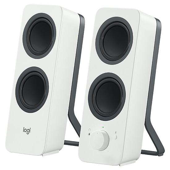 Enceintes PC Logitech Z207 - Blanc - Autre vue