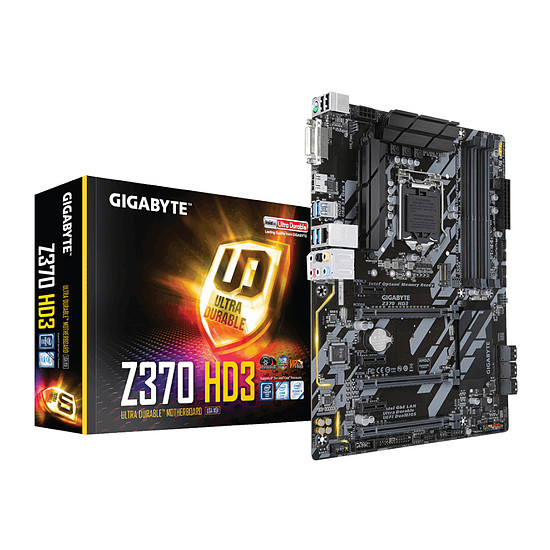 Carte mère Gigabyte Z370 HD3