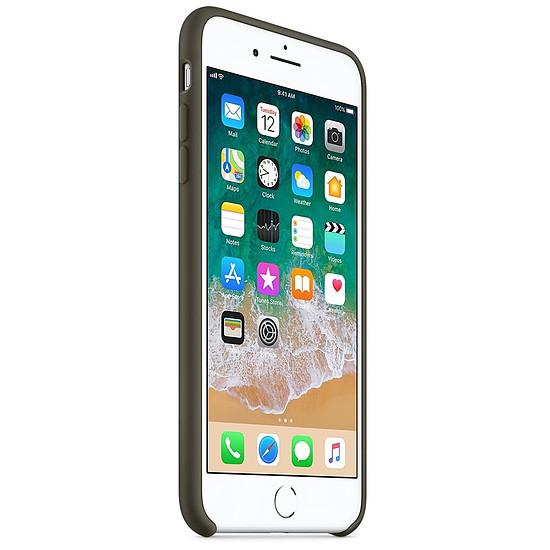Coque et housse Apple Coque silicone (olive) - iPhone 8 Plus / 7 Plus