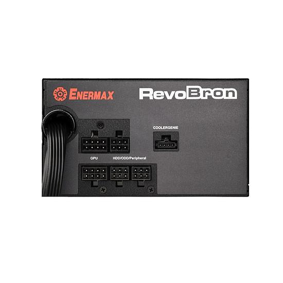 Alimentation PC Enermax RevoBron 600W - Autre vue
