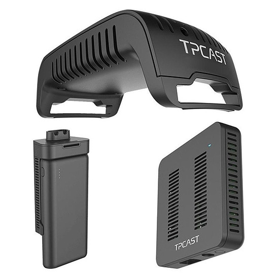 Réalité Virtuelle TPCAST Adaptateur sans-fil pour HTC Vive