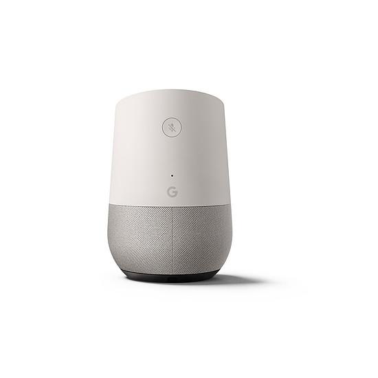 Enceinte sans fil Google Home - Enceinte connectée - Autre vue