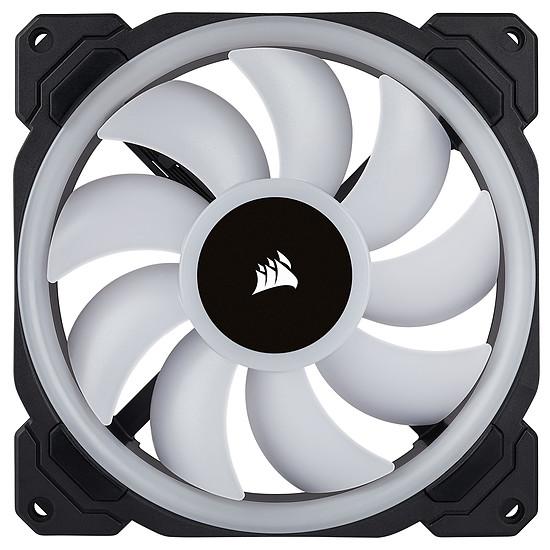 Ventilateur Boîtier Corsair LL140 RGB - 140MM PWM PACK DE 2 + Node Pro - Autre vue