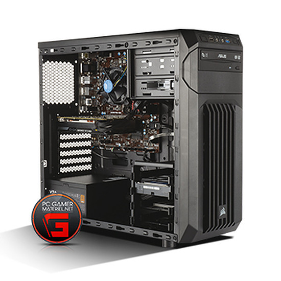PC de bureau Materiel.net Beast PGW [ Win10 - PC Gamer ]