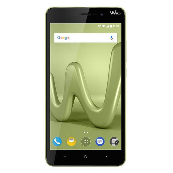Smartphone et téléphone mobile Wiko Lenny 4 Plus (lime) - Dual SIM