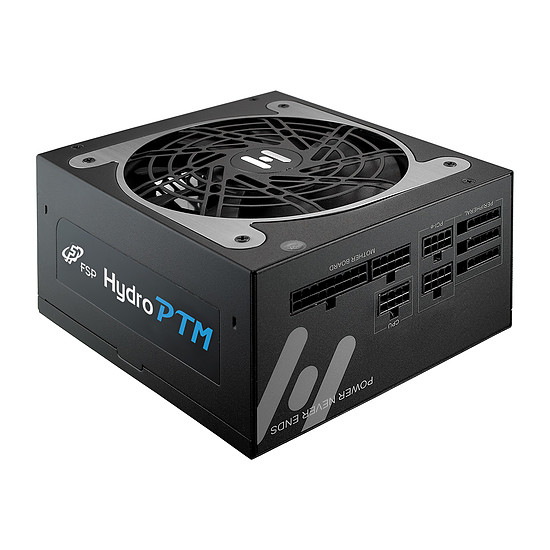 Alimentation PC FSP Fortron Hydro PTM 650W - Platinum