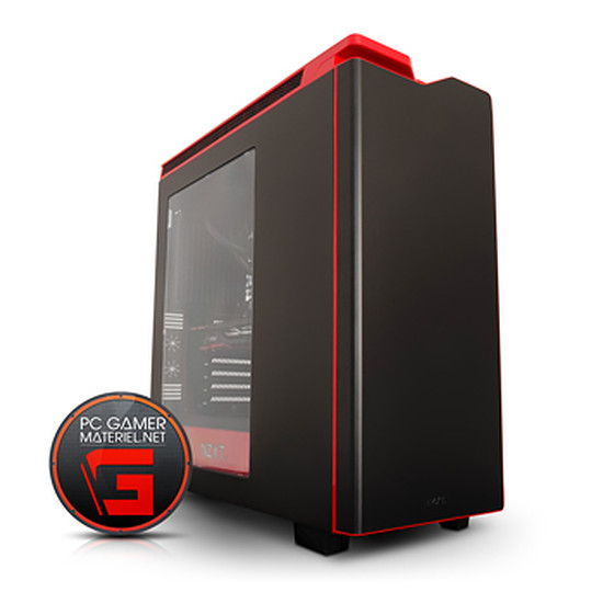 PC de bureau Materiel.net Unity - Edition Kaby Lake [ Win10 - PC Gamer ]