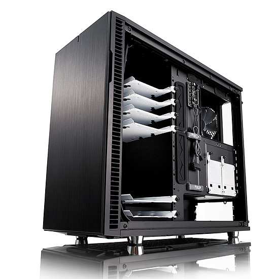 Boîtier PC Fractal Design Define R6 Black - Autre vue