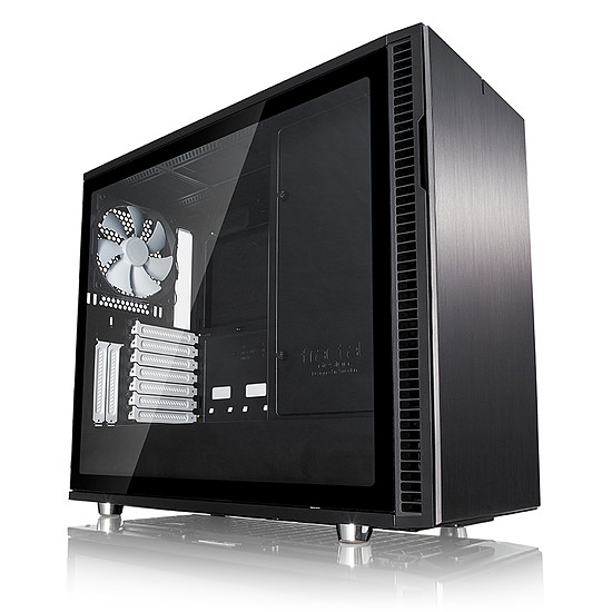Boîtier PC Fractal Design Define R6 Black TG