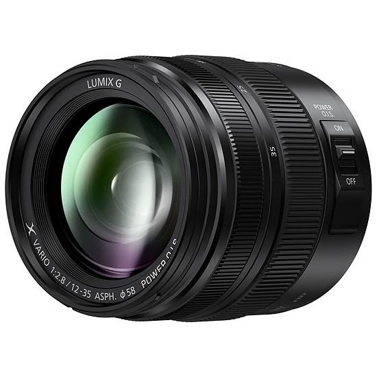 Objectif pour appareil photo Panasonic Lumix G 12-35mm f/2.8 Noir Tropicalisé