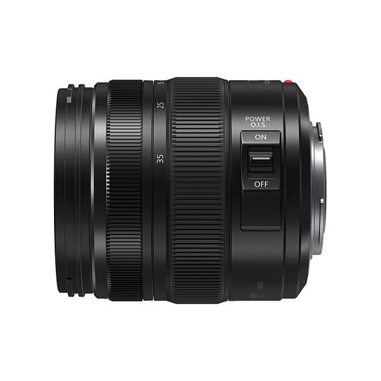 Objectif pour appareil photo Panasonic Lumix G 12-35mm f/2.8 Noir Tropicalisé - Autre vue