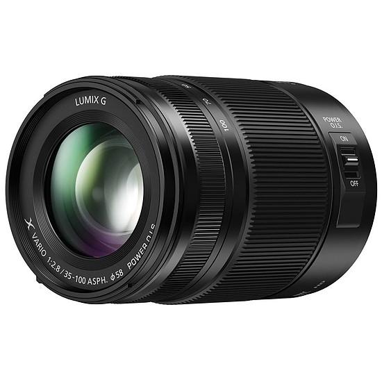 Objectif pour appareil photo Panasonic Lumix G 35-100mm f/2.8 Noir OIS