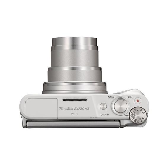 Appareil photo compact ou bridge Canon Powershot SX730 Argent + Etui + Gorilla Pod - Autre vue