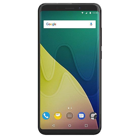 Smartphone et téléphone mobile Wiko View XL (noir) - 4G - 32 Go