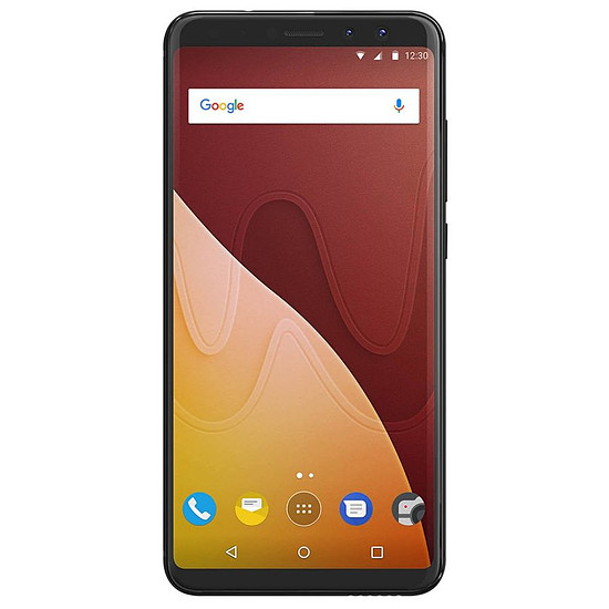 Smartphone et téléphone mobile Wiko View Prime (noir) - 4G - 32 Go