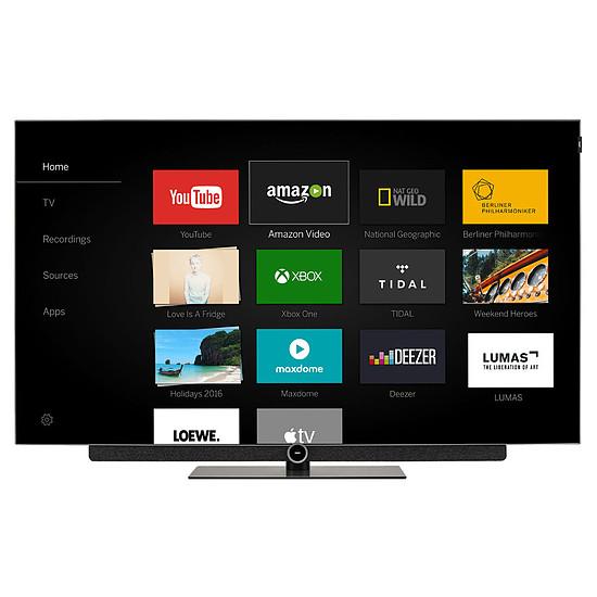 TV Loewe TV OLED UHD  BILD 3 55 Gris graphite