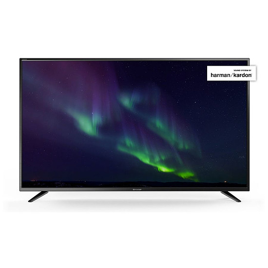 TV Sharp LC49CUG8052E TV LED UHD 123 cm