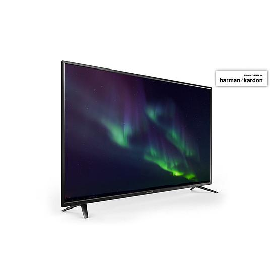 TV Sharp LC55CUG8052E TV LED UHD 139 cm