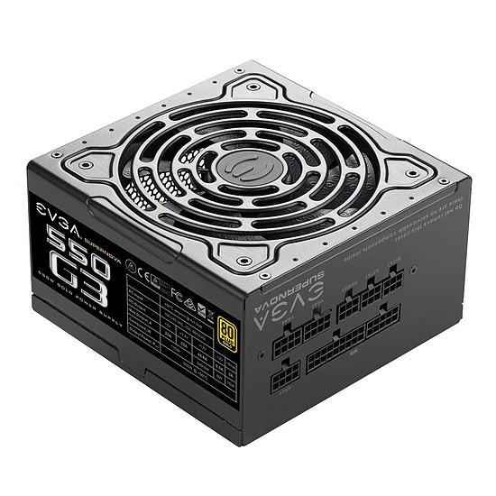 Alimentation PC EVGA SuperNOVA G3 550W - Autre vue