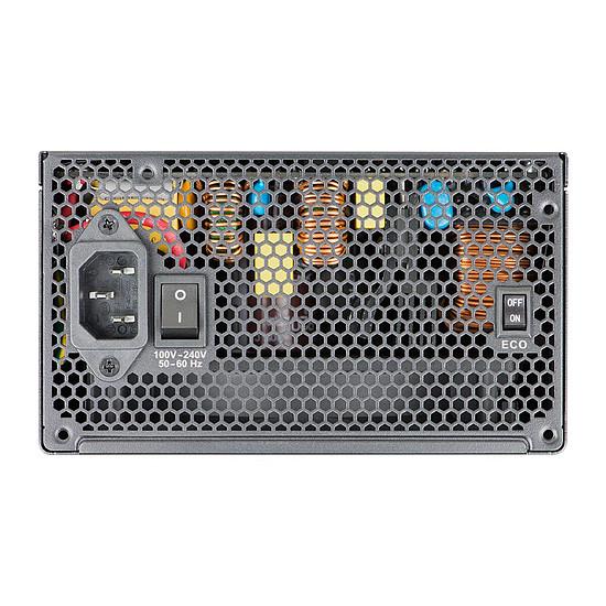 Alimentation PC EVGA SuperNOVA G3 650W - Autre vue